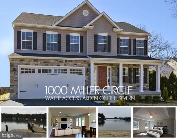 1000 Miller Circle, CROWNSVILLE, MD 21032 (#1002265590) :: Remax Preferred | Scott Kompa Group