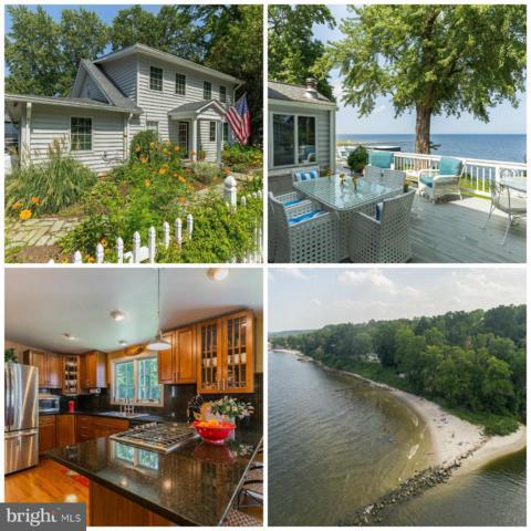 5834 Bayside Road, SAINT LEONARD, MD 20685 (#1002269636) :: Colgan Real Estate