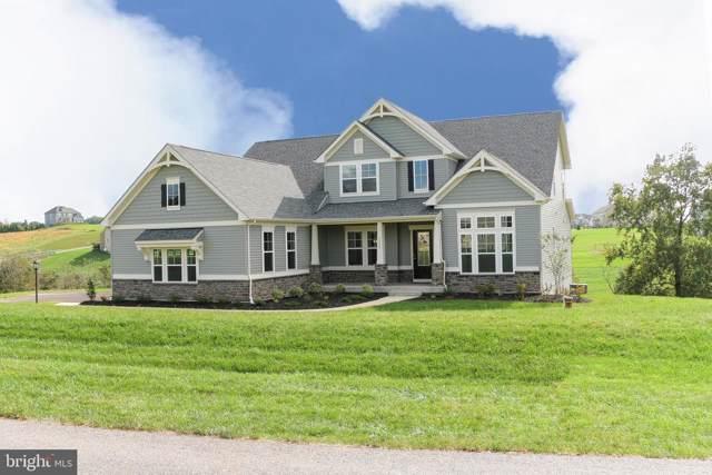 3634 Moline Court, MONROVIA, MD 21770 (#1002283192) :: Keller Williams Pat Hiban Real Estate Group