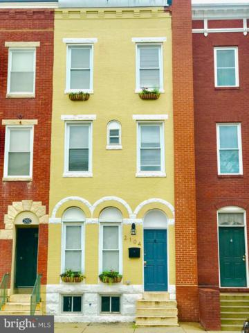 2104 Barclay Street, BALTIMORE, MD 21218 (#1002290306) :: Browning Homes Group