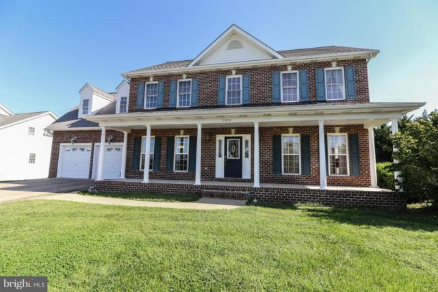 360 Hermitage Boulevard, BERRYVILLE, VA 22611 (#1002294978) :: Remax Preferred | Scott Kompa Group