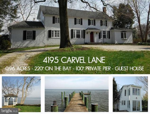 4195 Carvel Lane, EDGEWATER, MD 21037 (#1002300186) :: Remax Preferred | Scott Kompa Group