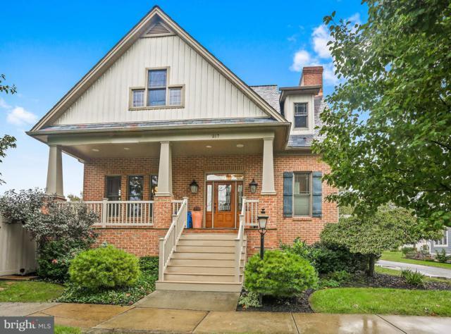 217 Wilson Street, CARLISLE, PA 17013 (#1002300580) :: Benchmark Real Estate Team of KW Keystone Realty