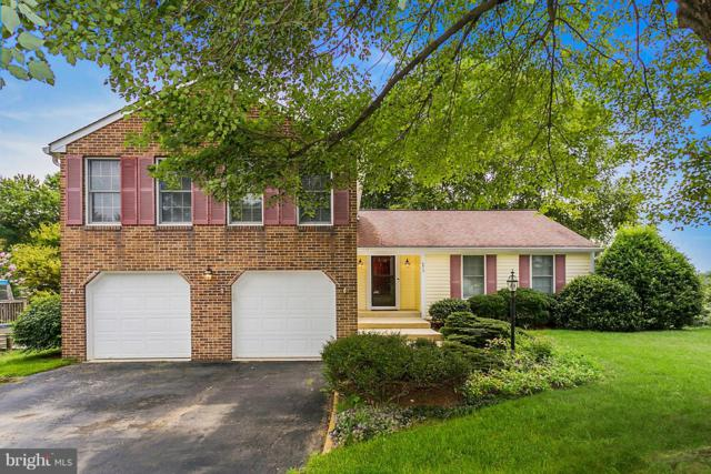 6819 Grimes Golden Court, COLUMBIA, MD 21045 (#1002334082) :: Colgan Real Estate