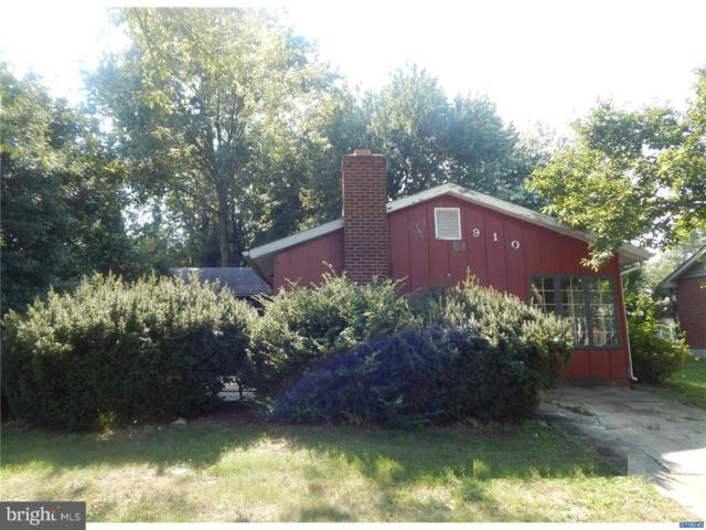 910 Wilson Drive, DOVER, DE 19904 (#1002344758) :: RE/MAX Coast and Country