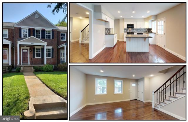425 Belvedere Avenue, BALTIMORE, MD 21212 (#1002358760) :: The Gus Anthony Team