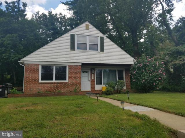 2807 Bartol Avenue, BALTIMORE, MD 21209 (#1002473114) :: Remax Preferred | Scott Kompa Group