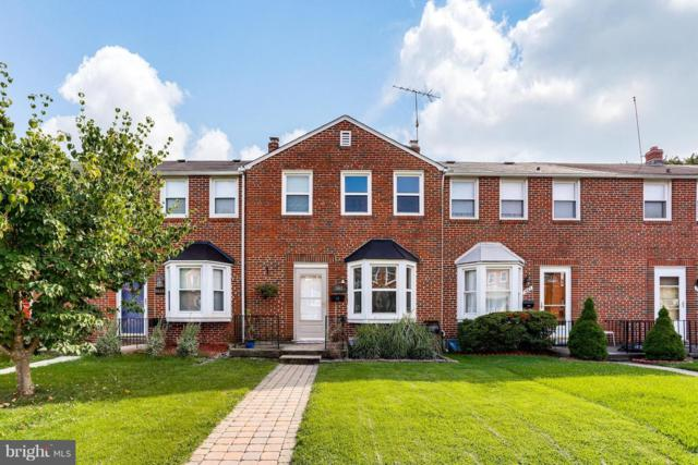 1663 Thetford Road, BALTIMORE, MD 21286 (#1003216830) :: The Putnam Group