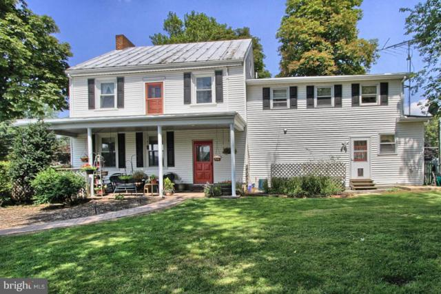 411 Pine Road, MOUNT HOLLY SPRINGS, PA 17065 (#1003442970) :: The Heather Neidlinger Team With Berkshire Hathaway HomeServices Homesale Realty