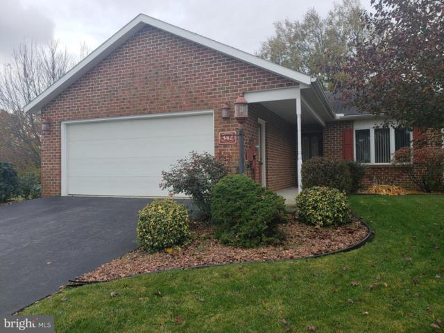 342 Parkwood Drive, CHAMBERSBURG, PA 17201 (#1003797326) :: Younger Realty Group