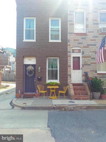 1301 Richardson Street, BALTIMORE, MD 21230 (#1003797788) :: Dart Homes