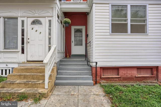 805 Columbia Avenue, LANCASTER, PA 17603 (#1003800706) :: The Craig Hartranft Team, Berkshire Hathaway Homesale Realty