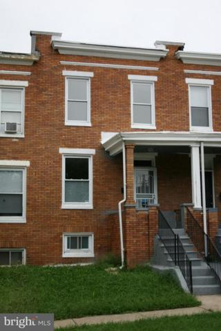 1523 Montpelier Street, BALTIMORE, MD 21218 (#1004217316) :: AJ Team Realty