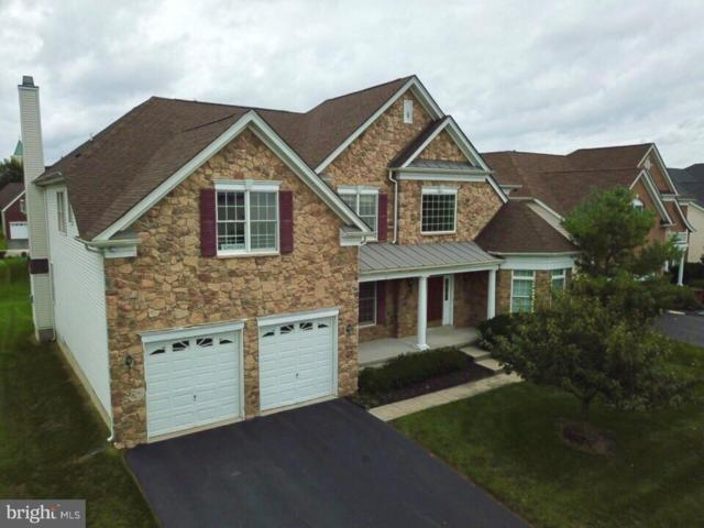 8 Barkley Drive, WEST WINDSOR TWP, NJ 08540 (#1004261648) :: Erik Hoferer & Associates