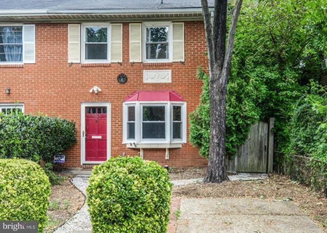 508 Windsor Avenue E A, ALEXANDRIA, VA 22301 (#1004981634) :: Colgan Real Estate