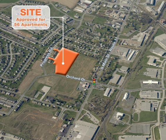 0 Orchard Drive Lot 8 & 8A, CHAMBERSBURG, PA 17201 (#1005000690) :: Eng Garcia Grant & Co.