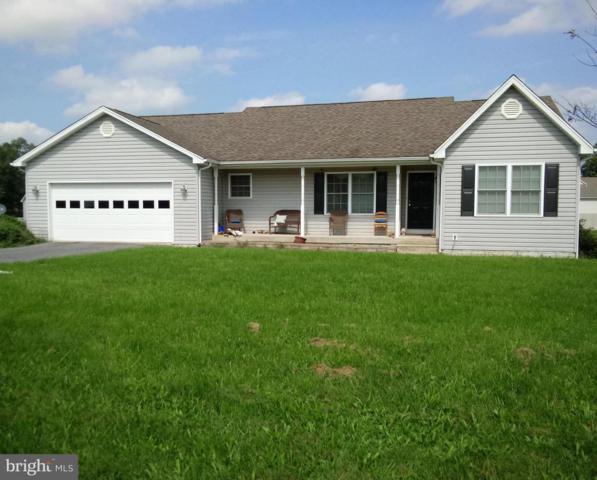 45 Coriander Way, BUNKER HILL, WV 25413 (#1005622494) :: Colgan Real Estate