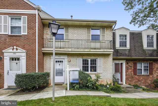 752 College Parkway #7, ROCKVILLE, MD 20850 (#1005666142) :: Gail Nyman Group