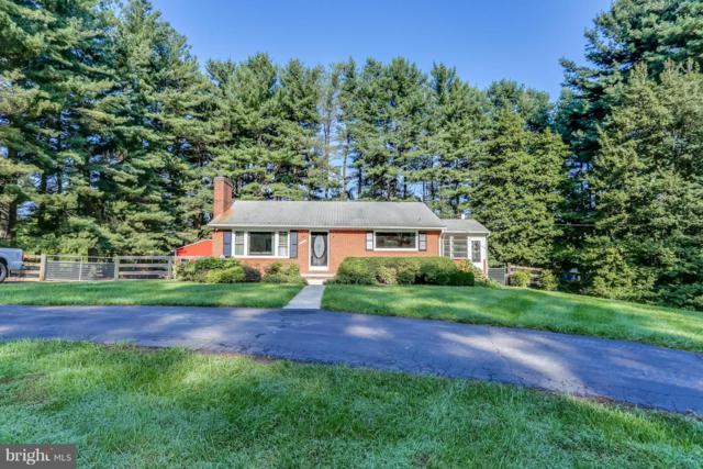 652 W. Watersville Road, MOUNT AIRY, MD 21771 (#1006048290) :: Colgan Real Estate
