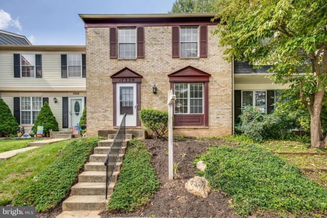 17520 Longview Lane, OLNEY, MD 20832 (#1006202708) :: The Withrow Group at Long & Foster