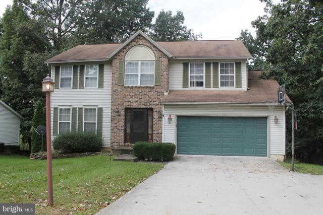 221 Hall Drive, HANOVER, PA 17331 (#1006270036) :: Benchmark Real Estate Team of KW Keystone Realty