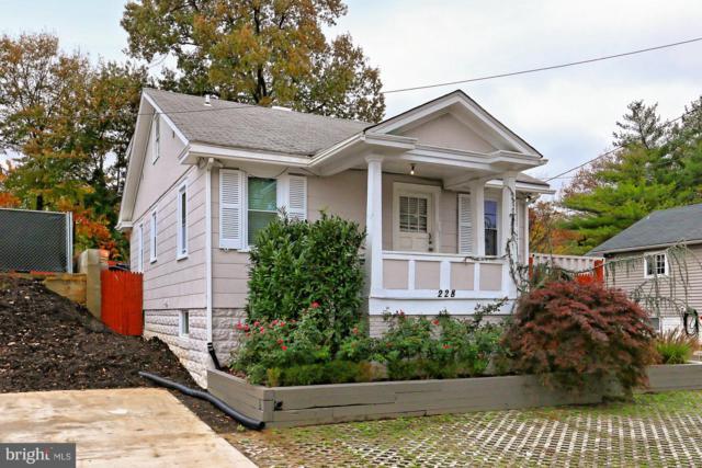 228 Glebe Road W, ALEXANDRIA, VA 22305 (#1007519644) :: Keller Williams Pat Hiban Real Estate Group