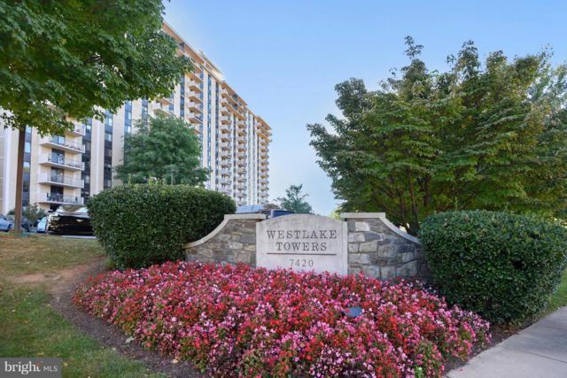 7420 Westlake Terrace #1110, BETHESDA, MD 20817 (#1007531400) :: Keller Williams Pat Hiban Real Estate Group