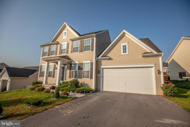 714 Bentley Drive, INWOOD, WV 25428 (#1007532990) :: Colgan Real Estate