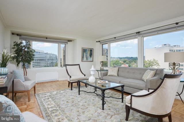 2475 Virginia Avenue NW 602-603, WASHINGTON, DC 20037 (#1007537128) :: Crossman & Co. Real Estate