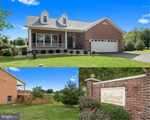 130 North View Circle N, WARRENTON, VA 20186 (#1007540926) :: Colgan Real Estate