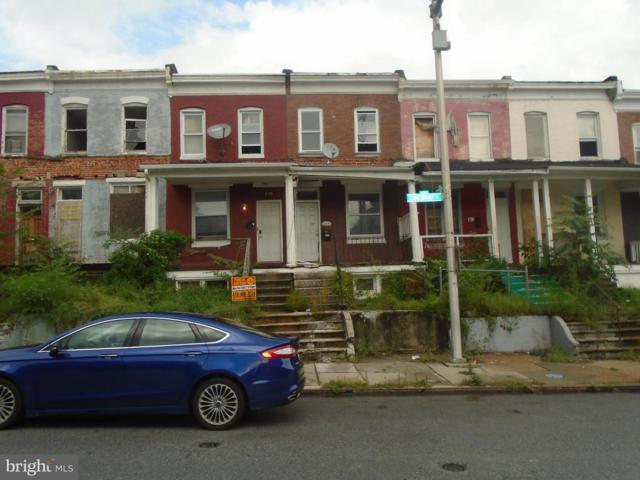 646 Cokesbury Avenue, BALTIMORE, MD 21218 (#1007541744) :: AJ Team Realty