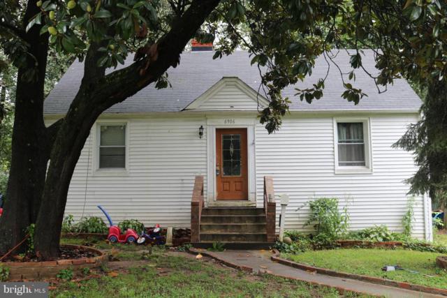 6906 Chestnut Avenue, FALLS CHURCH, VA 22042 (#1007542984) :: Remax Preferred | Scott Kompa Group