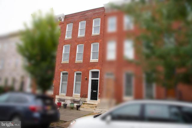 1321 Lombard Street, BALTIMORE, MD 21223 (#1007543702) :: Great Falls Great Homes