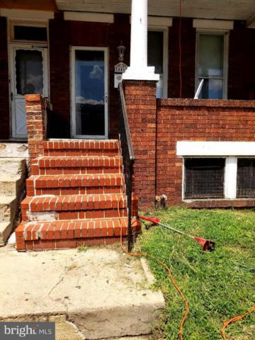 446 Ilchester Avenue, BALTIMORE, MD 21218 (#1007544468) :: AJ Team Realty