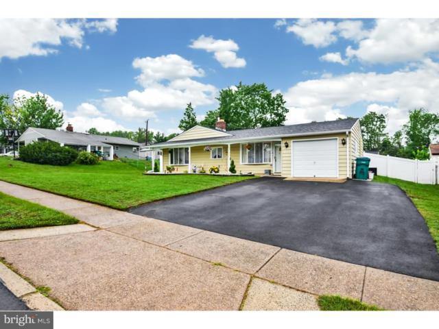 58 Mistletoe Lane, LEVITTOWN, PA 19054 (#1007545088) :: Remax Preferred | Scott Kompa Group