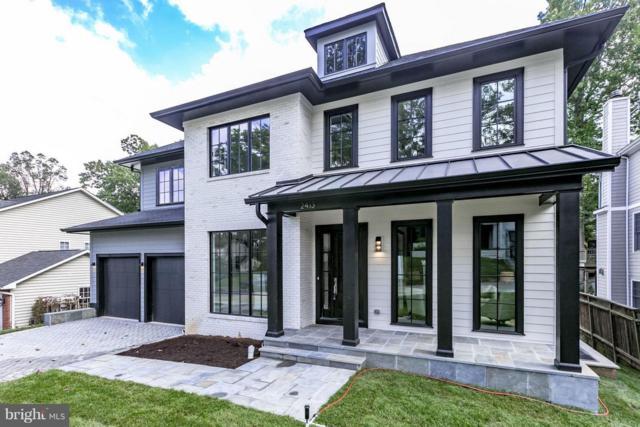 2413 Utah Street, ARLINGTON, VA 22207 (#1007545246) :: Colgan Real Estate