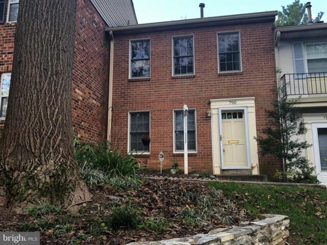 790 Princeton Place #2, ROCKVILLE, MD 20850 (#1007545732) :: AJ Team Realty