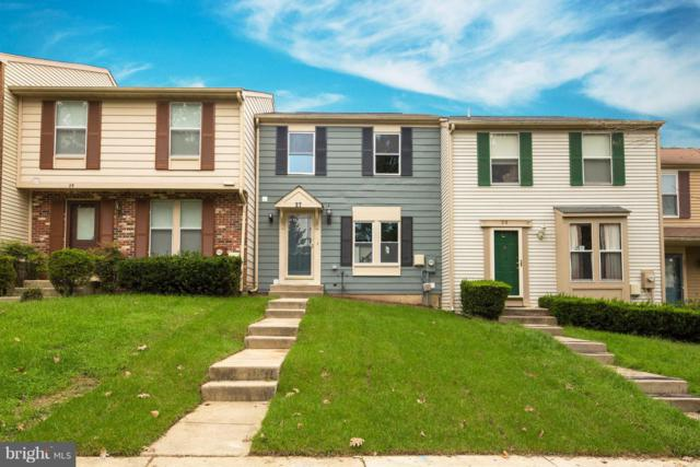 27 Ballinger Court, BURTONSVILLE, MD 20866 (#1007547630) :: ExecuHome Realty