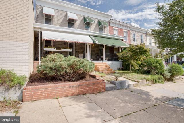 3523 Chestnut Avenue, BALTIMORE, MD 21211 (#1007565310) :: Advance Realty Bel Air, Inc
