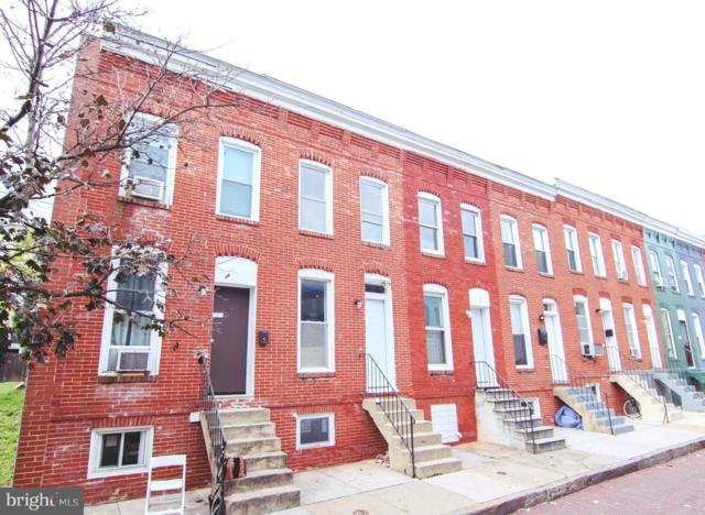 1704 Latrobe Street, BALTIMORE, MD 21202 (#1007821218) :: Circadian Realty Group