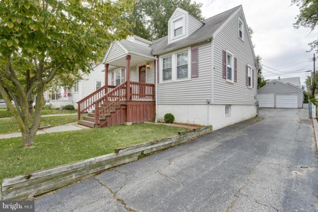 7305 Martell Avenue, BALTIMORE, MD 21222 (#1007847128) :: Bob Lucido Team of Keller Williams Integrity