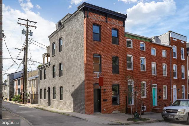 1821 Lombard Street E, BALTIMORE, MD 21223 (#1007866082) :: AJ Team Realty