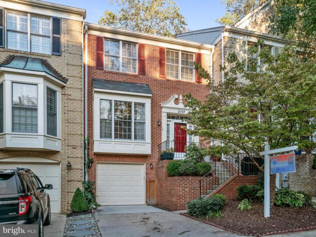 2107 Dumfries Terrace, OLNEY, MD 20832 (#1007909700) :: Remax Preferred | Scott Kompa Group