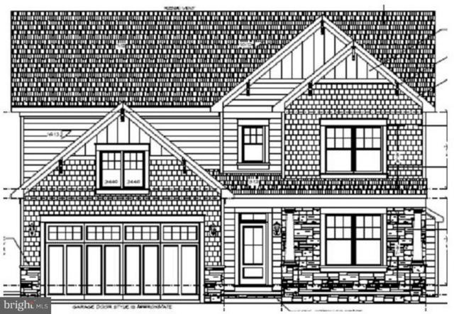 7311 Talbot Run Road, MOUNT AIRY, MD 21771 (#1007965104) :: AJ Team Realty