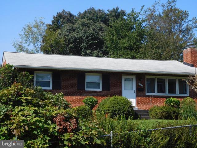 913 Potterton Circle SW, VIENNA, VA 22180 (#1008087150) :: Colgan Real Estate