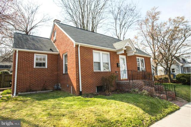 806 Littlepage Street, FREDERICKSBURG, VA 22401 (#1008149542) :: The Withrow Group at Long & Foster