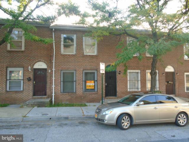 1911 Brunt Street, BALTIMORE, MD 21217 (#1008152638) :: ExecuHome Realty
