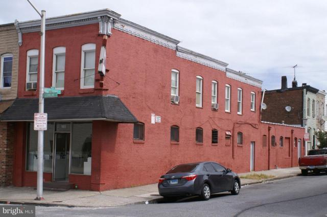 103 South Conkling Street, BALTIMORE, MD 21224 (#1008166782) :: The Sky Group