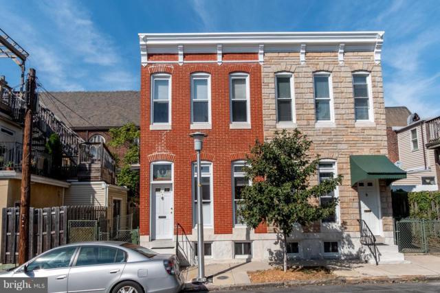 2 E Gittings Street, BALTIMORE, MD 21230 (#1008171576) :: Great Falls Great Homes