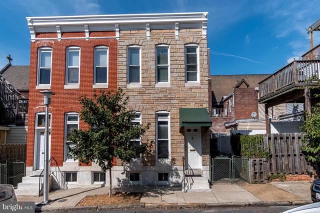 4 E Gittings Street, BALTIMORE, MD 21230 (#1008178788) :: Great Falls Great Homes